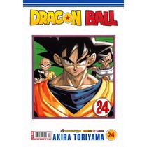 Dragon Ball 24! Mangá Panini! Lacrado! Complete Sua Coleção!
