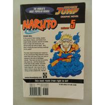 Naruto Volume 5! Em Inglês! Abril 2007!