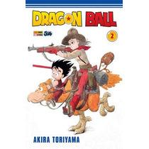 Mangá Dragon Ball Volume 2 Editora Panini
