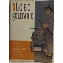 Mangá / Hq Panini: Lobo Solitário Volume 3 - Frete Grátis