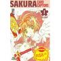 Mangá Sakura Card Captors - Vários Volumes - Editora Jbc