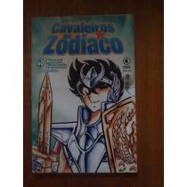 Manga Cavaleiros Do Zodiaco Conrad 2ºed - R$ 8,00 Cada