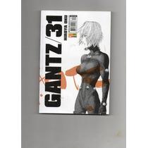Mangá Gantz Novo Vários Números,cada R$22,00