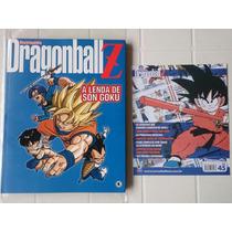 Enciclopédia Dragon Ball Z - A Lenda De Son Goku