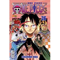 Mangá One Piece N º 36,37,38 E 39 Panini Novo Lacrado