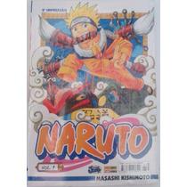 Manga Coleção Naruto Nº 1 Ao 72 (final) [peça O Desconto]