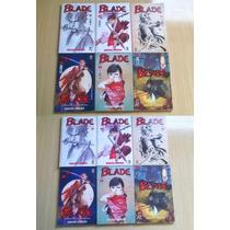 Mangá Blade 1 Ao 25 Excelente Estado !!! (bleach Naruto)