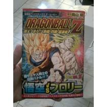 Dragon Ball Z: O Legendário Super Saiyajin Brooly Manga Raro