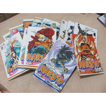 Naruto Pocket Manga Varios Numeros Otimos