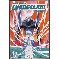 Gibi Manga Neon Genesis Evangelion Numero 14 - Edit. Conrad