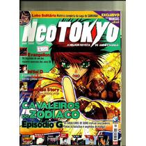 Neo Tokyo Nº4-revista Sobre Anime E Mangá-formato Grande!!!