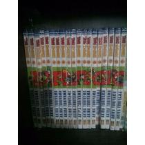 Mangá Dragon Ball - Coleção Do 1 Ao 19 - Ótimo Estado