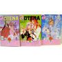 Lote 3 Mangás - Utena Volumes 4, 5 E 6 - Chiho Saito