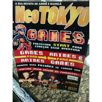 Revista Neo Tokyo Ed 96 - Games
