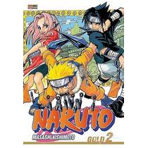 Naruto Gold N° 2 - Manga