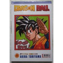 Mangá Dragon Ball Nº 35 Panini