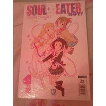 Mangá Soul Eater Not - Vol. 1 (lacrado) + Brindes