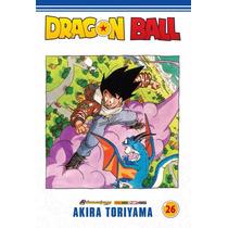 Dragon Ball 26! Mangá Panini! Lacrado! Complete Sua Coleção!