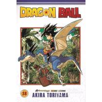 Mangá Dragon Ball N° 38 - Editora Panini Novo Lacrado