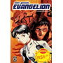 Mangá Neon Genesis Evangelion - Editora Conrad