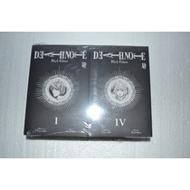Death Note Coleção Completa 1 Ao 6 Black Edition