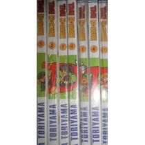 Mangá Dragon Ball Z Panini Vol 1 Ao 7
