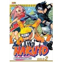Mangá Naruto Gold #02