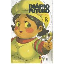 Diario Do Futuro Mirai Nikki #08 - Jbc - Gibiteria Bonellihq