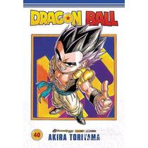 Mangá Dragon Ball N° 40 - Editora Panini Novo Lacrado