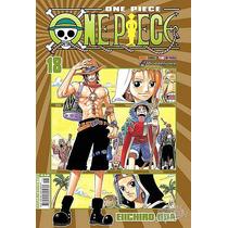 Mangá - One Piece Nº 18 Panini