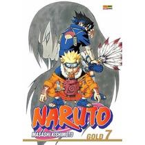Mangá Naruto Gold Vol. 7 - Panini - Novo E Lacrado