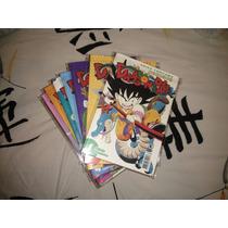 Coleção Completa Do Mangá Dragon Ball (01 Ao 32).