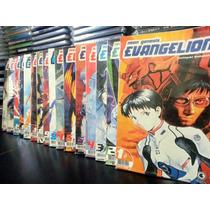Manga Evangelion Conrad #1 Á #16