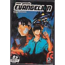 Gibi Manga Neon Genesis Evangelion Numero 13 - Edit. Conrad