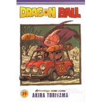 Mangá Dragon Ball N° 39 - Editora Panini Novo Lacrado