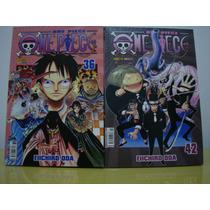 One Piece Manga Panini - Nº 36 Ao 42