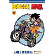 Mangá Dragon Ball - N°14 - Panini - Lacrado