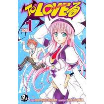 To Love-ru - Mangá Jbc - Volume 1