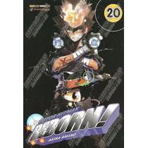 Tutor Hitman Reborn Nº 20 ( Akira Amano )
