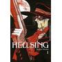 Hellsing # 01 Mangá Novo E Lacrado Da Jbc Edição Especial