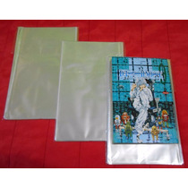 Saco Plástico Para Gibis E Mangás - Formatinho