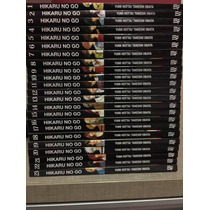 Hikaru No Go Mangá Coleção Completa Volume 1 Ao 23