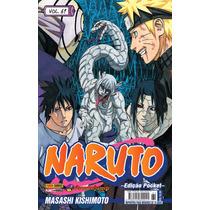 Naruto Pocket Mangá #61 Panini - Tuneu Games