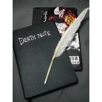 Kit Caderno Death Note + Caneta Pena + Cd - Frete Grátis*!!!