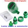Kit De Irrigação De Jardim / Hortaliças - Com Temporizador
