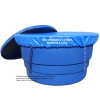 Capa Caixa D Agua 500 Lt Proteção Contra Dengue E Sujeira