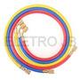 Kit 3 Mangueiras Para Manifold 0,90cm R12/22/134/404/502