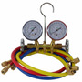 Manifold Manometro Para Ar Condicionado E Refrigeração 134a