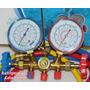 Manifold Refrigeração E Ar Condicionado R22, R134 E R404