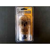 Manopla Caveira - Skull Shift Knob - Nova Original Lacrada
